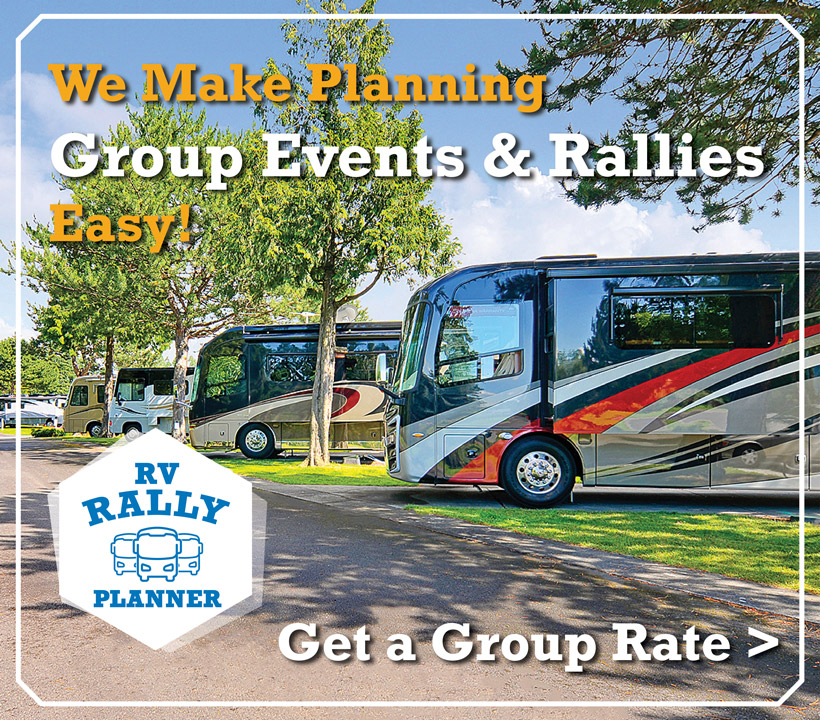 Group Events and Rallies